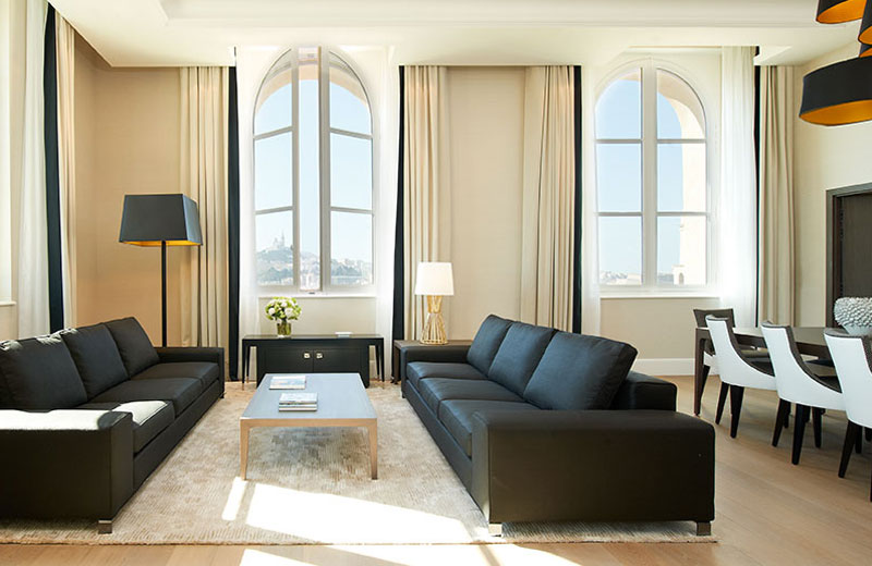 Z - New York - Project Hotel Intercontinental Marseille - Marseille - Frankrijk